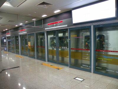 ソウル地下鉄9号線
