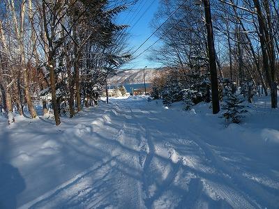 ただいまの積雪 41センチ