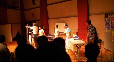 釧路のシニア劇団