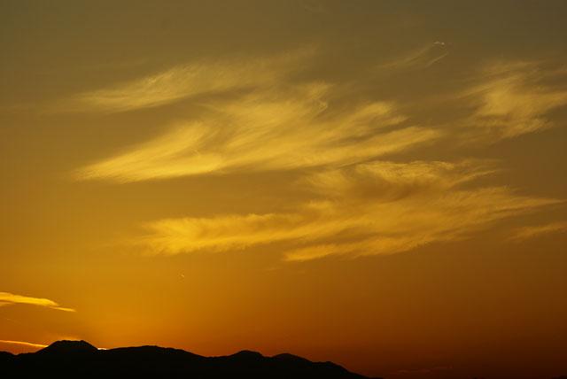 黄昏の丘10
