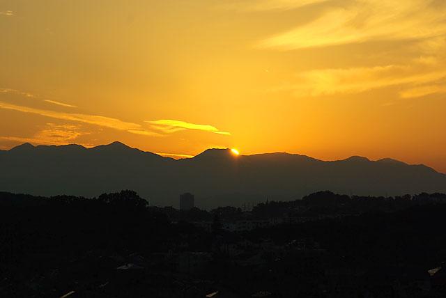 黄昏の丘09
