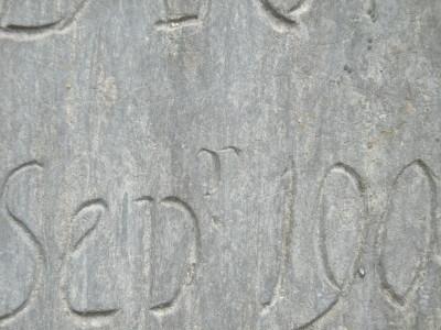 小泉八雲石碑大久保小学校前石碑のガンマ