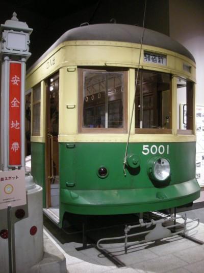 新宿区立新宿歴史博物館都電