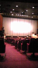 幕間!18時28分の帝劇。
