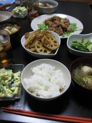 0118夕飯