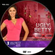 アグリー・ベティ(UGLY BETTY)2-8