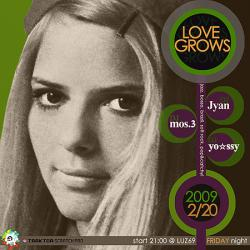 love grows 20090220