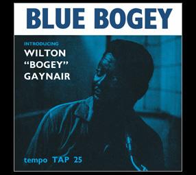 BLUE BOGEY /Wilton Gaynair
