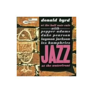 At the Half Note Cafe Vol.2/ Donald Byrd