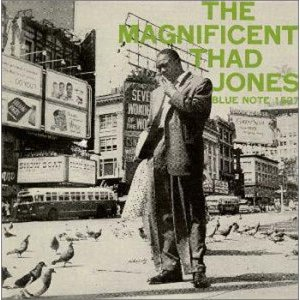 THE MAGNIFICENT THAD JONES /THAD JONES