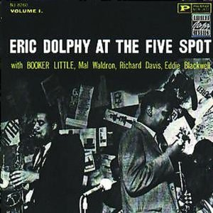 Live at the Five Spot / Eric Dolphy