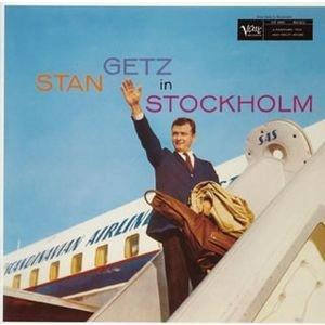 Stan Getz In Stockholm/Stan Getz