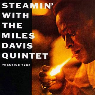 STEAMIN'/MILES DAVIS