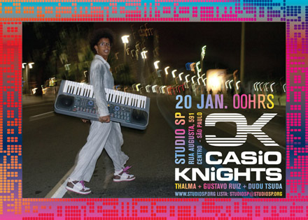 _casio knights flyers SP
