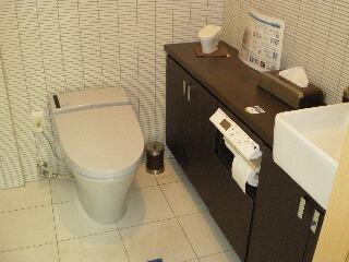 体験トイレ サティス