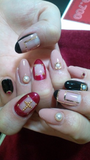 aoyama nail