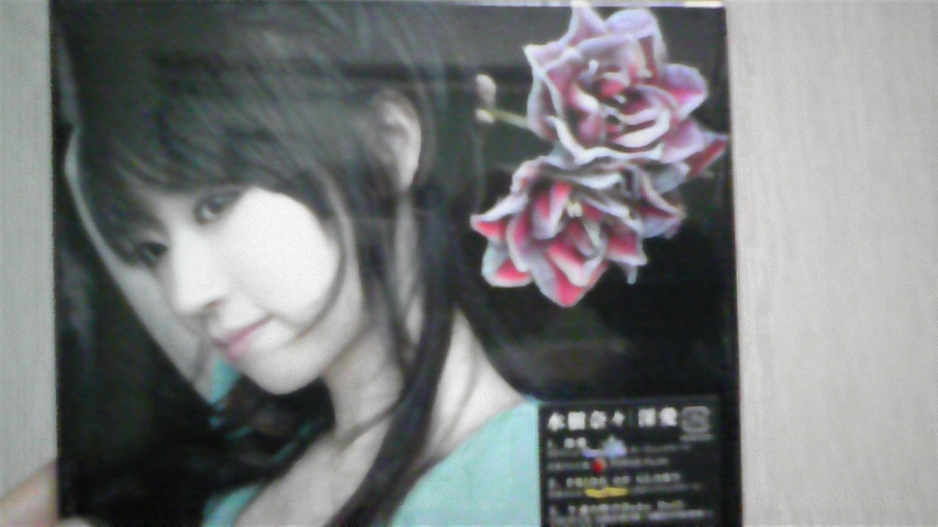 水樹奈々さんの19枚目シングル「深愛」