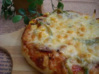 おうちピザ ランチ会♪