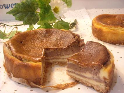 V・D チーズケーキ3