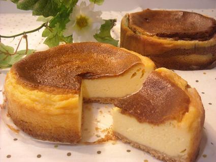 V・D チーズケーキ2