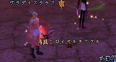 11-16 01-07 ロイヤルナックル♪