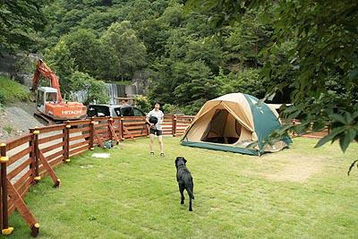 山梨キャンプ6