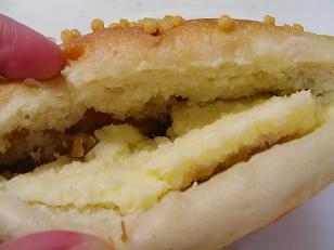 たまき 栗のれん乳サンド2
