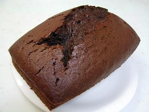 手作り チョコケーキ1