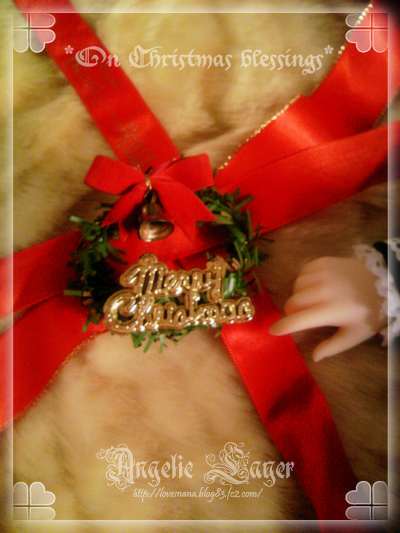 On Christmas blessings