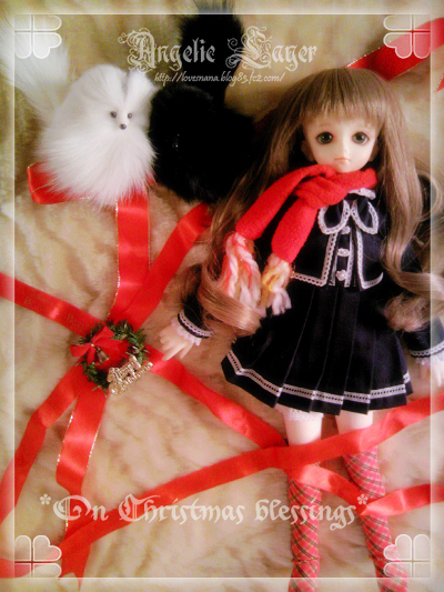 Marry Christmas!敏娜~~