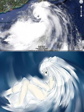 臺風MM?