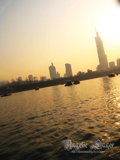 玄武湖景2