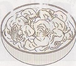 タラジャガホワイトシチュー図