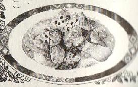 魚の大根煮図