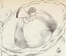 りんごのゼリー図