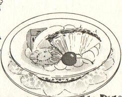 山芋の白玉団子図