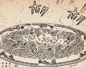 本場イタリアのスパゲティ図
