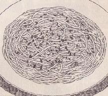ニンニクスパゲティ図
