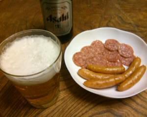 一晩寝かせビール4