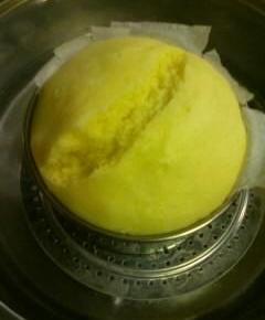トウモロコシ蒸しパン自家製ジャム添え8