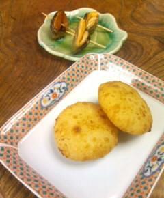 至高のメニューの鮭料理二種12