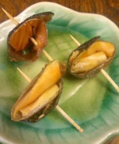 至高のメニューの鮭料理二種13