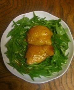 鶏肉のオーブン焼き7
