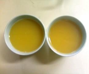 牡蠣出汁の洋風茶碗蒸し10