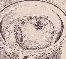 ジャガイモのバター煮図