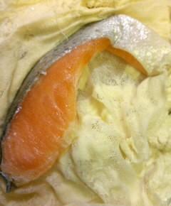 鮭づくし定食5