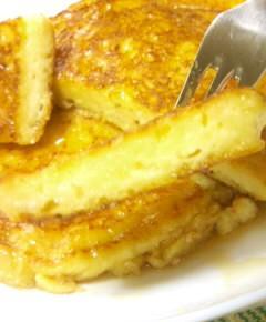 リコッタチーズとリンゴのパンケーキ20