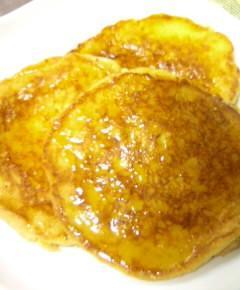 リコッタチーズとリンゴのパンケーキ19