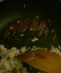 餃子チャーハン6