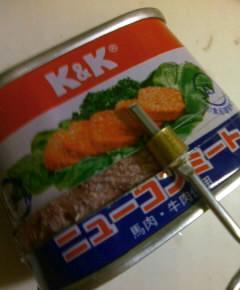 コンビーフ丼2